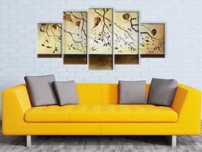 золотые листья  3