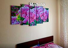 Модульные картины - модулик.ру
