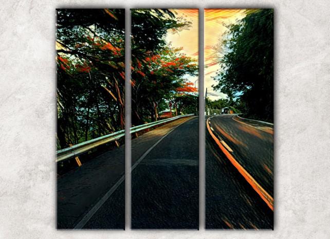 дальняя дорога сф