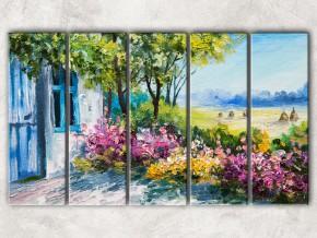 деревенский пейзаж сф