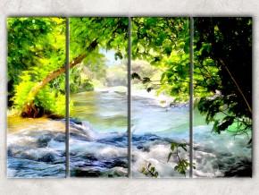 горная река сф