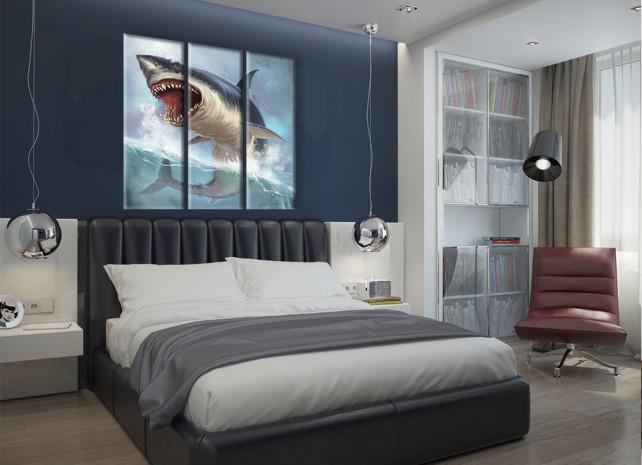 коварная акула 1