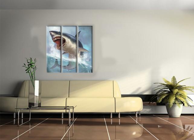 коварная акула 2