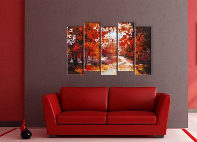 красная осень 3