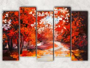 красная осень сф