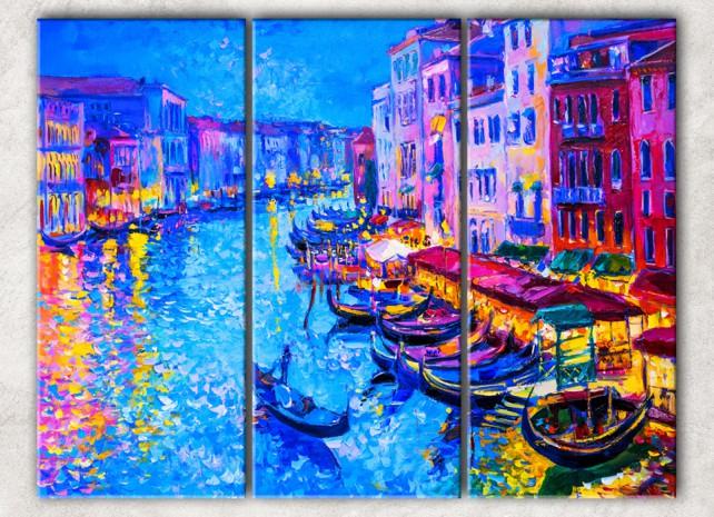 красочная венеция сф