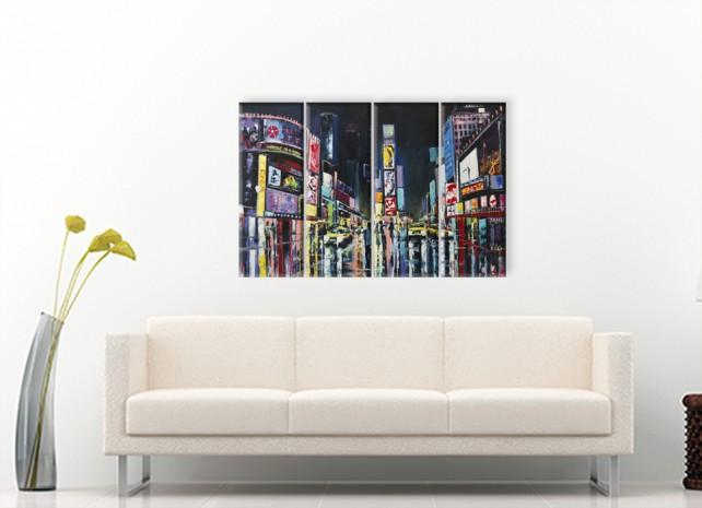 красочный мегаполис 2