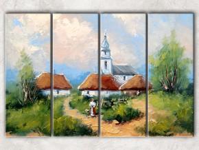 летняя деревня сф