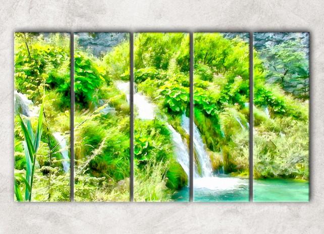 сочный водопад сф