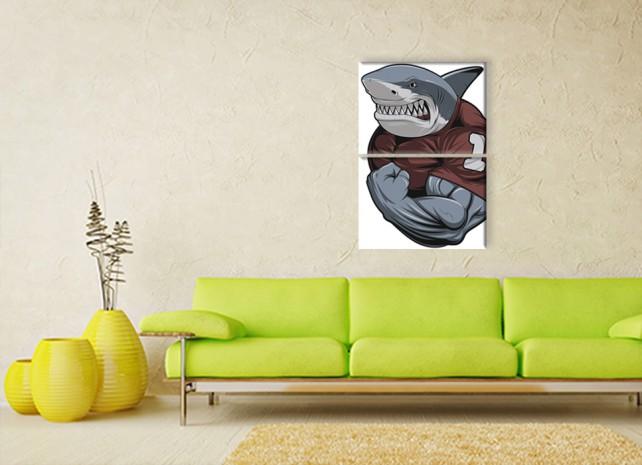 спортивная акула 2