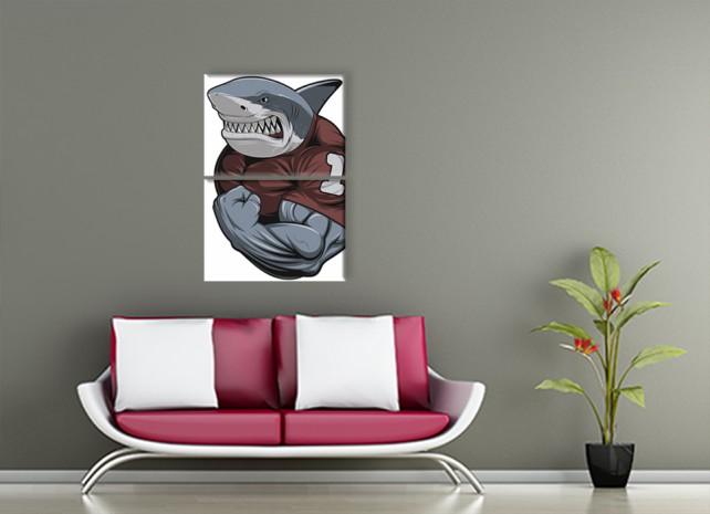 спортивная акула 3