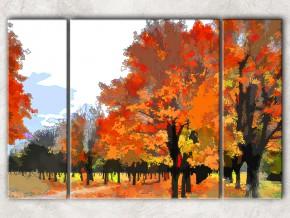 золотая осень сф