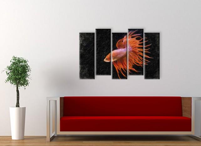 золотая рыбка 3