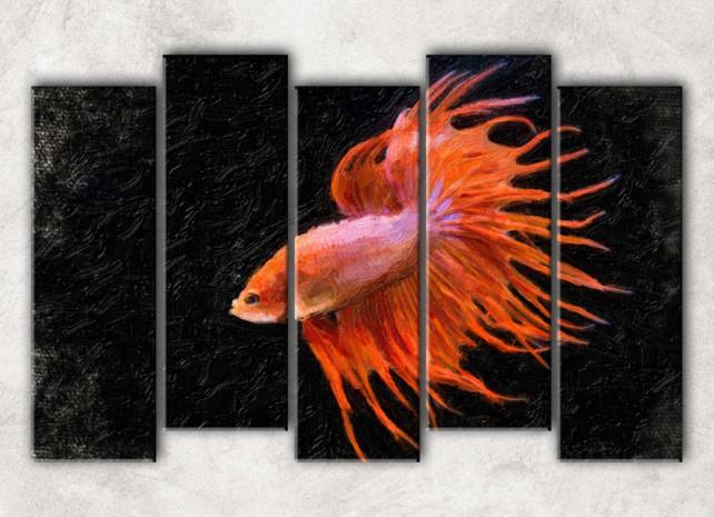золотая рыбка сф