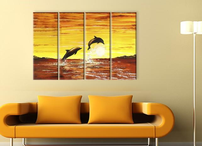 2 дельфина 1
