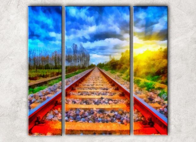 Дорога в закат сф