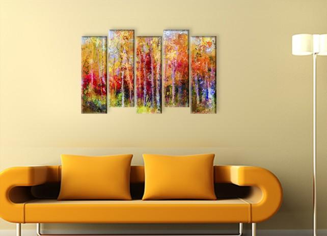 Осенний лес 3