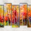 Осенний лес сф
