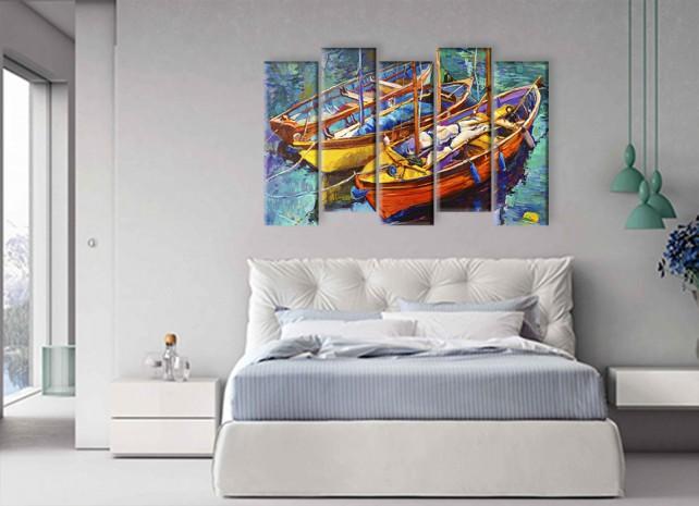 Рыбацкие лодки 3