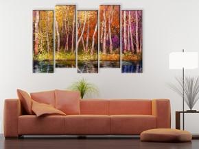 Цветной лес 1