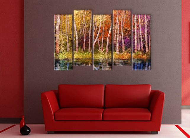 Цветной лес 2