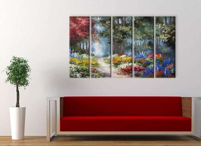 Весенний лес 1