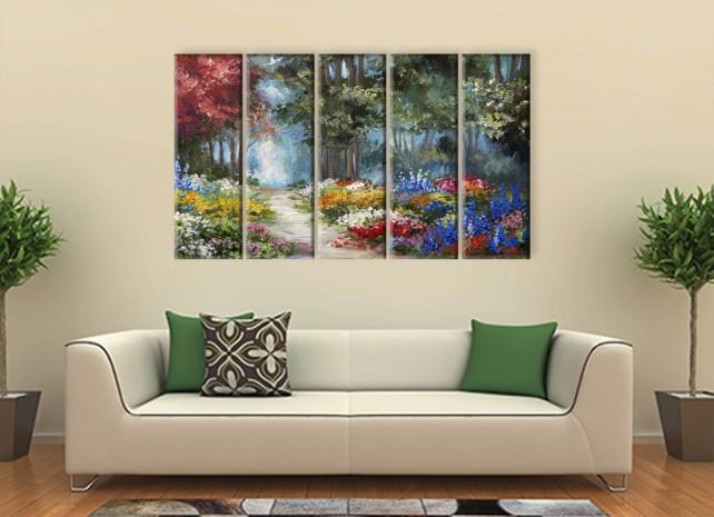Весенний лес 3