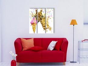 Жираф с мороженым 1