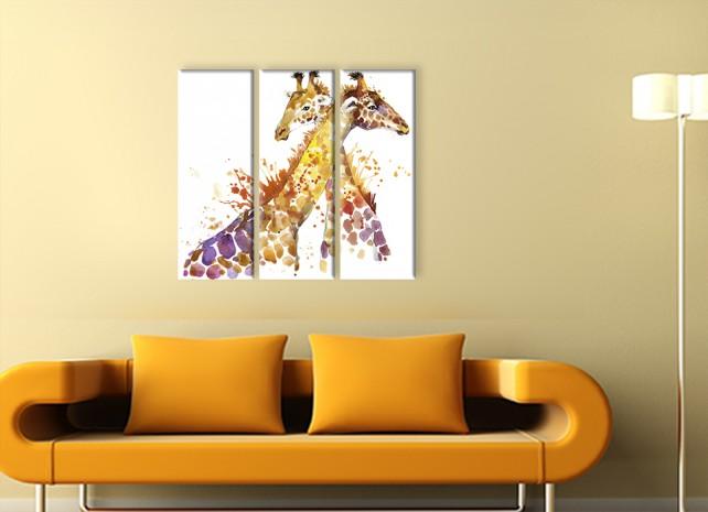 Жирафы 1