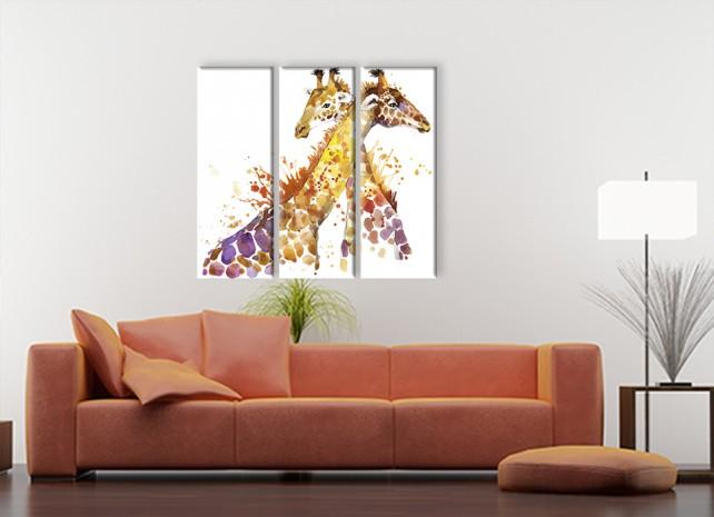 Жирафы 2