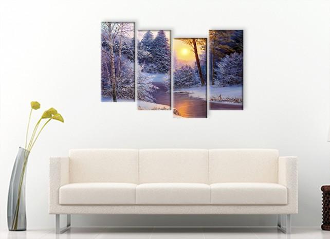 Зимний пейзаж 2