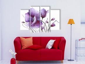 фиолетовый мак 1