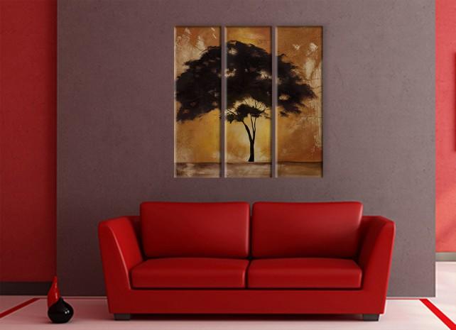 одинокое дерево 3