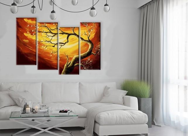солнечное дерево 1