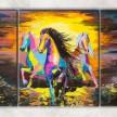 тройка лошадей ca