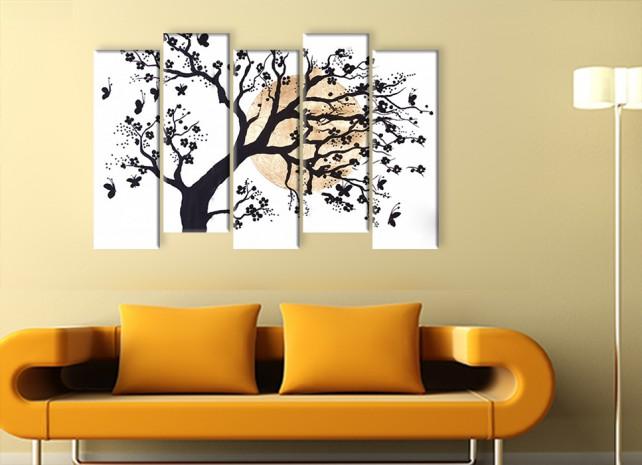 цветущее дерево 3
