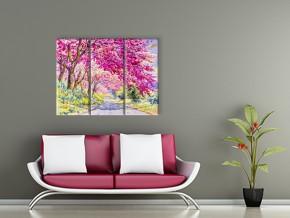 цветущие деревья 1