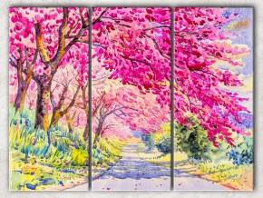 цветущие деревья сф