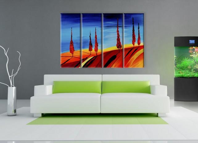 яркий пейзаж 2
