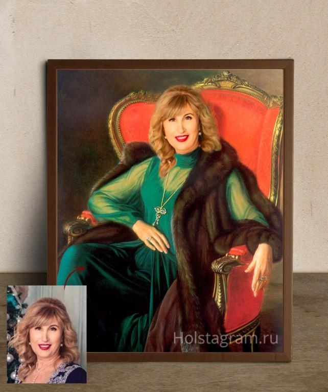портрет в образ 3